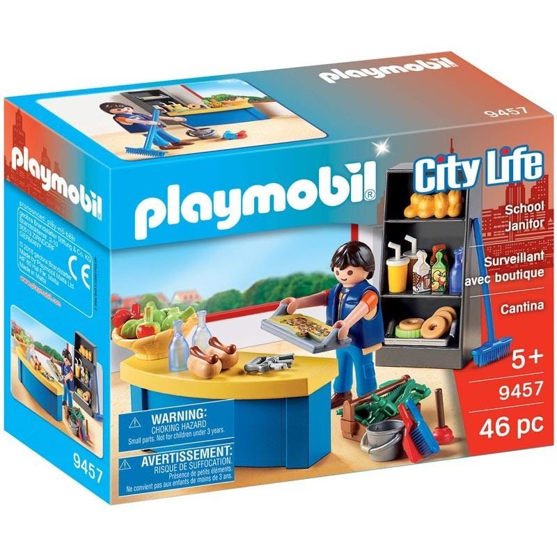 Playmobil 9457. Cantina