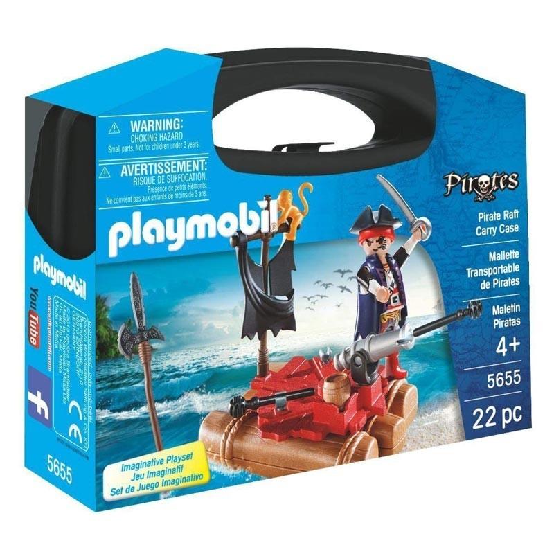 Playmobil 5655. Maletín Pirata
