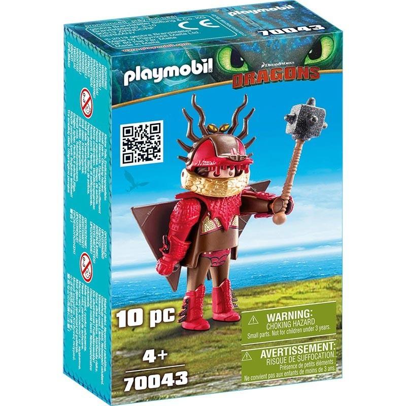 Playmobil 70043. Patán Mocoso con Traje Volador