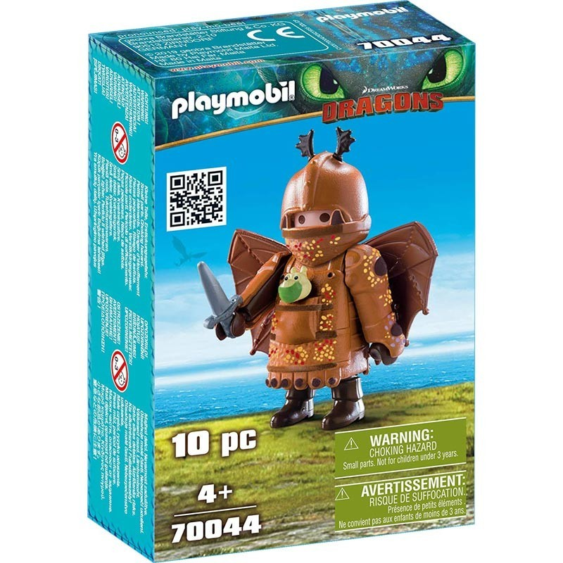 Playmobil 70044. Patapez con Traje Volador