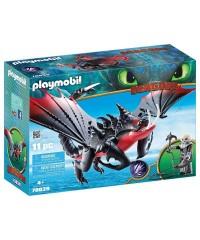 Playmobil 70039. Aguijón Venenoso y Crimmel