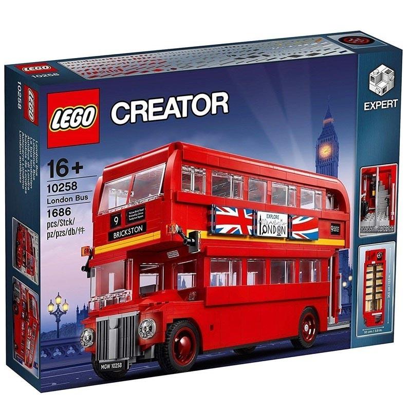 Lego 10258. Autobús de Londres