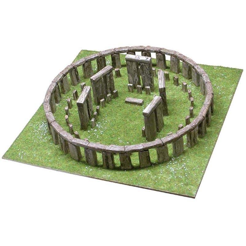Aedes 1268. Maqueta de construcción Stonehenge Inglaterra