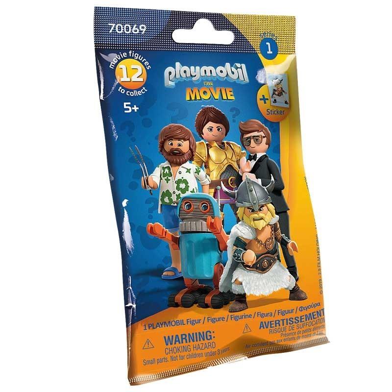 Playmobil 70069. Sobre Playmobil The Movie Serie 1