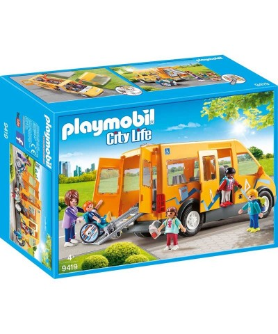 Playmobil 9419. Autobús Escolar