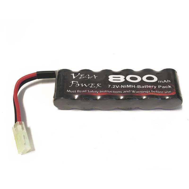 Himoto 28020. Batería 7,2v Ni-MH 800 mAh