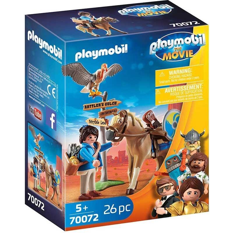 Playmobil 70072. Marla con Caballo