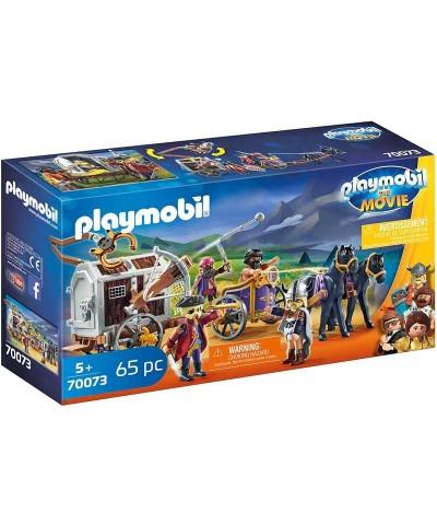 Playmobil 70073. Charlie con Carro Prisión