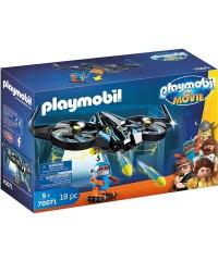 Playmobil 70071. Robotitron con Dron