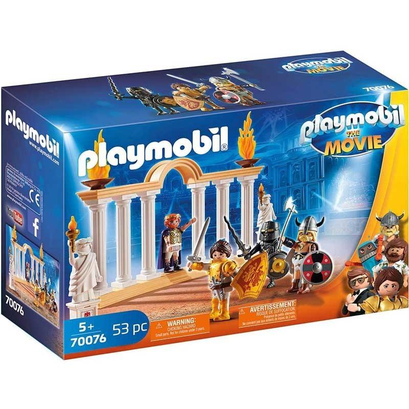 Playmobil 70076. Emperador Maximus en el Coliseo