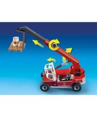 Playmobil 9465. Elevador de Bomberos