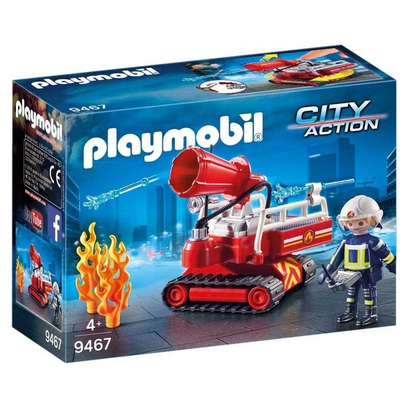 Playmobil 9467. Robot de Extinción