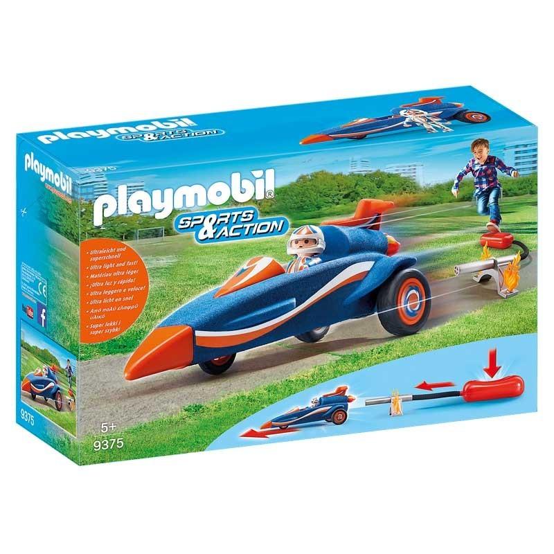 Playmobil 9375. Bólido con Propulsor