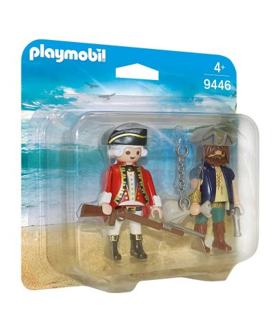 Playmobil 9446. Pirata y Soldado