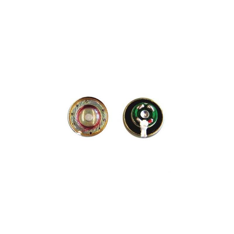 50339. ESU Loksound Altavoz de 13 mm y 50 Ohmios, redondo