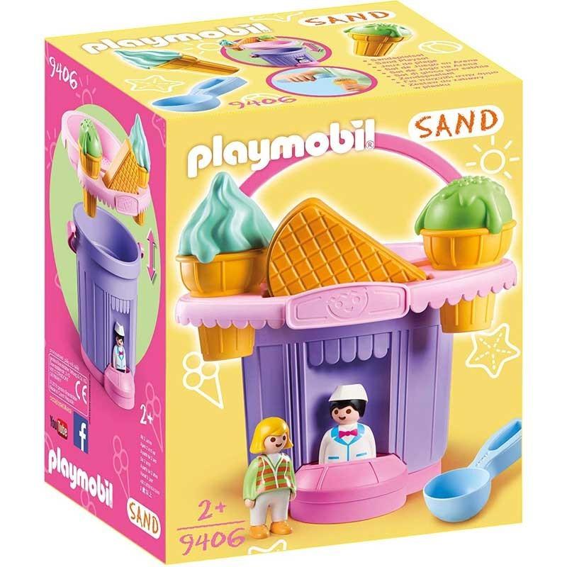 Playmobil 9406. Cubo Heladería