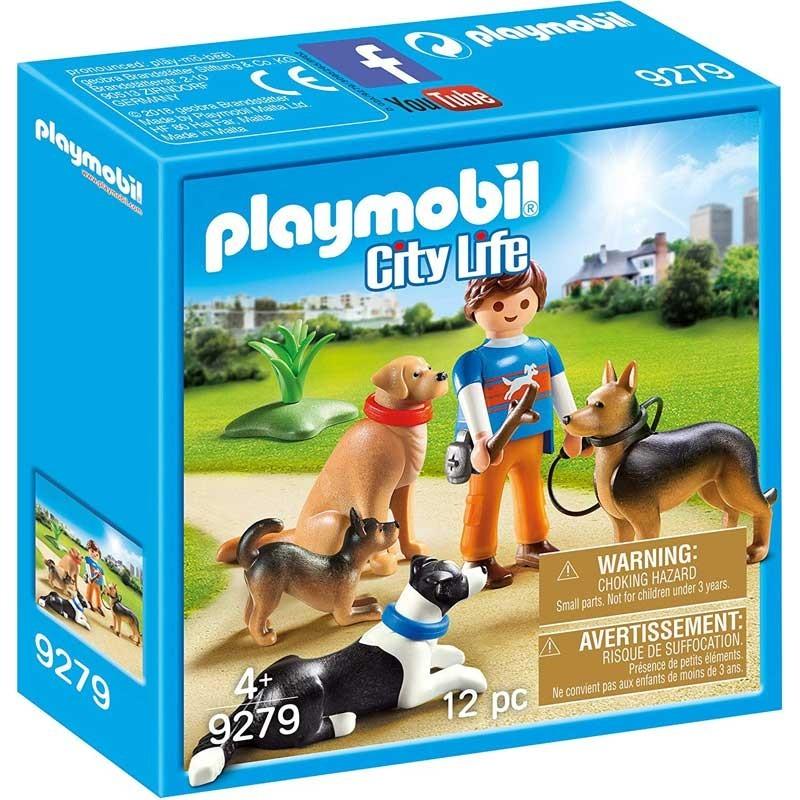 Playmobil 9279. Adiestrador de Perros