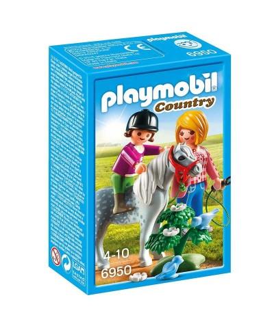 Playmobil 6950. Paseo con Poni
