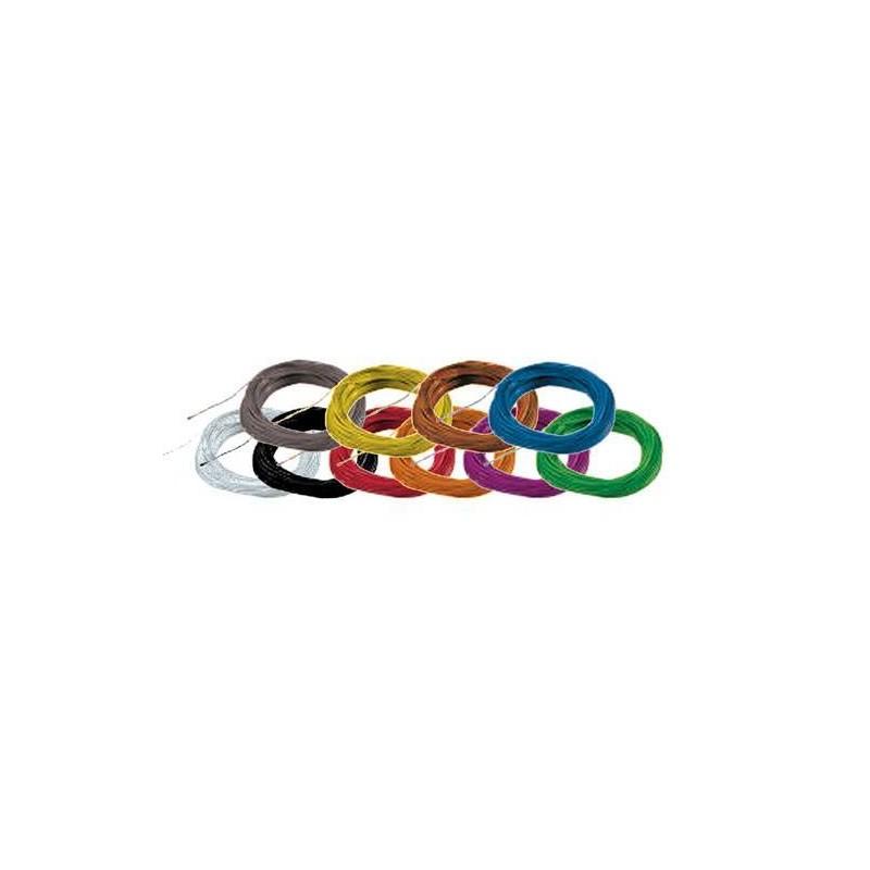 51941. ESU Loksound Cable Decoder AWG36 color Violeta 10m