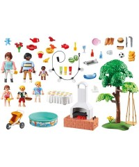 Playmobil 9272. Fiesta en el Jardín