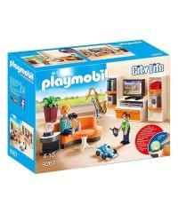 Playmobil 9267. Salón Moderno