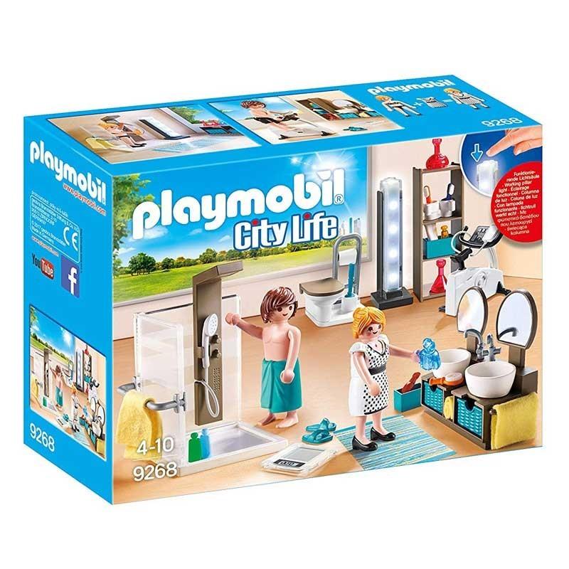 Playmobil 9268. Baño Moderno