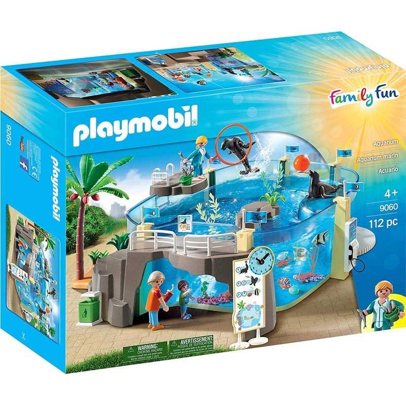 Playmobil 9060. Acuario