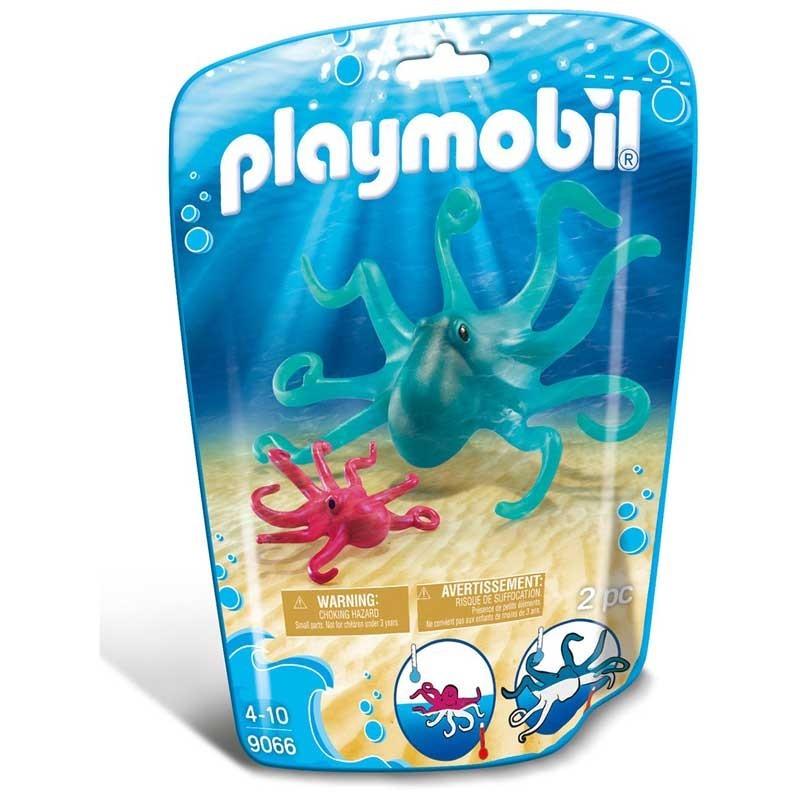 Playmobil 9066. Pulpo con Bebé