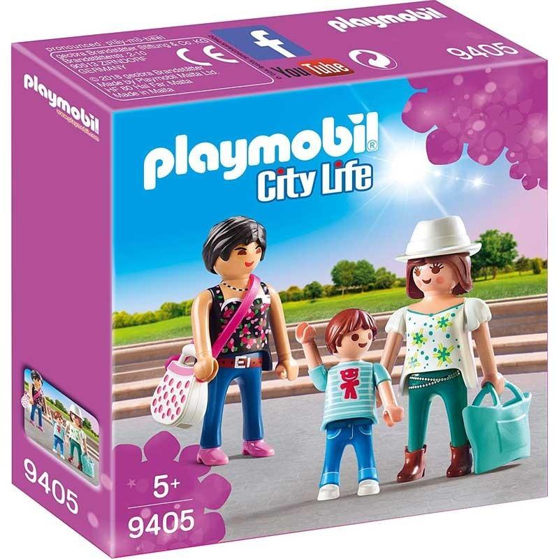 Playmobil 9405. Mujeres con Niño