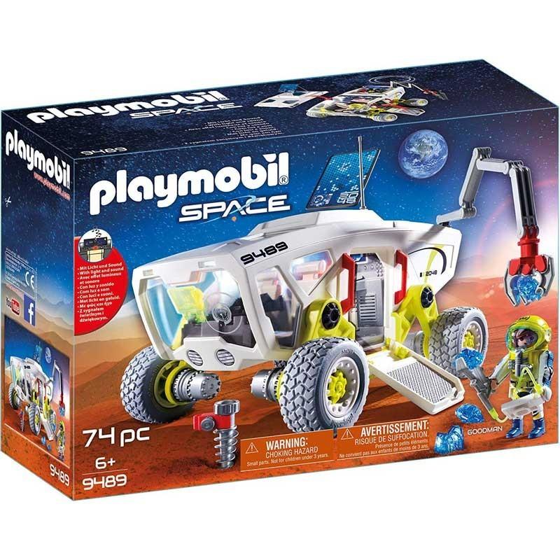 Playmobil 9489. Vehículo de Reconocimiento
