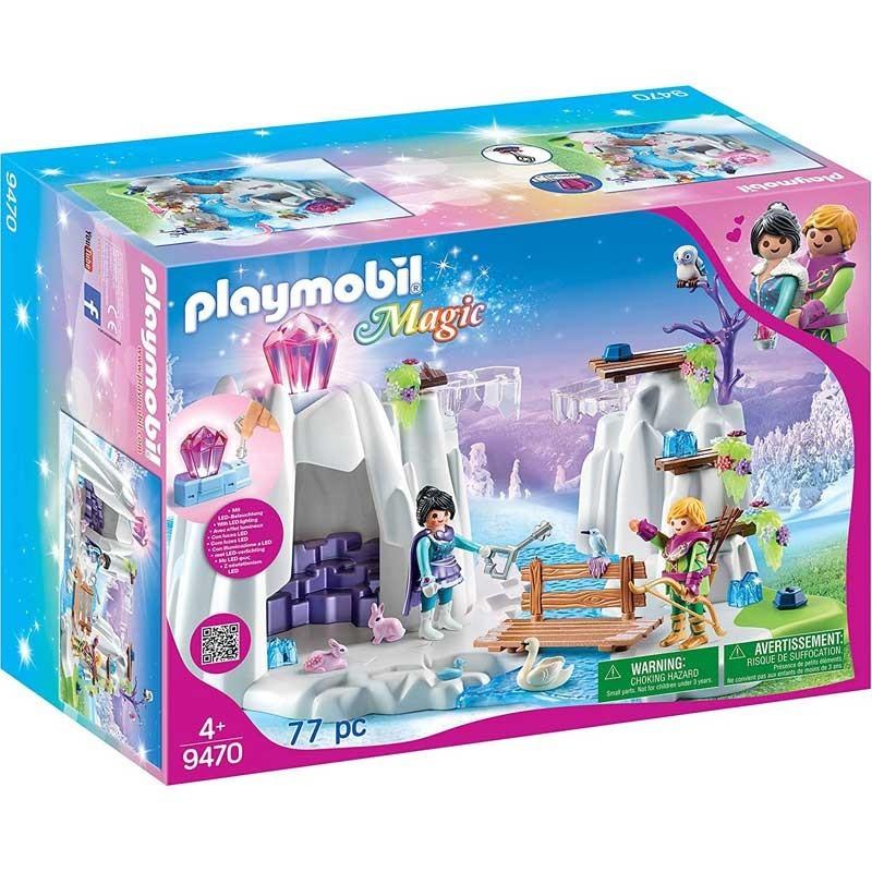 Playmobil 9470. Búsqueda del Diamante de Cristal