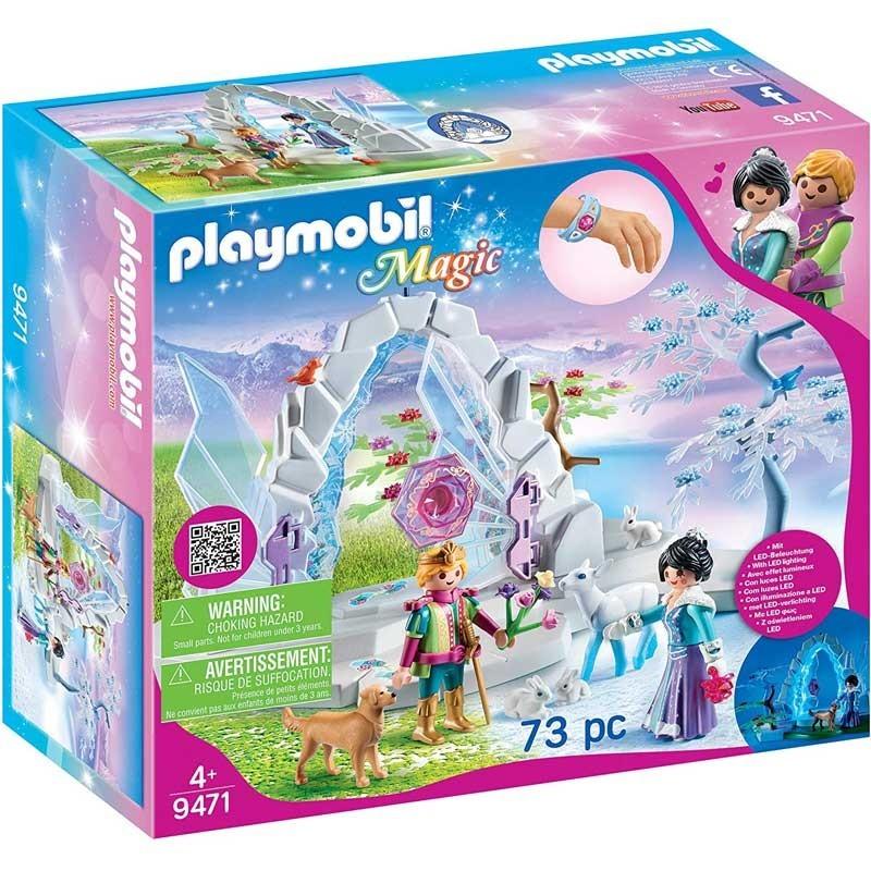 Playmobil 9471. Portal de Cristal al Mundo de Invierno