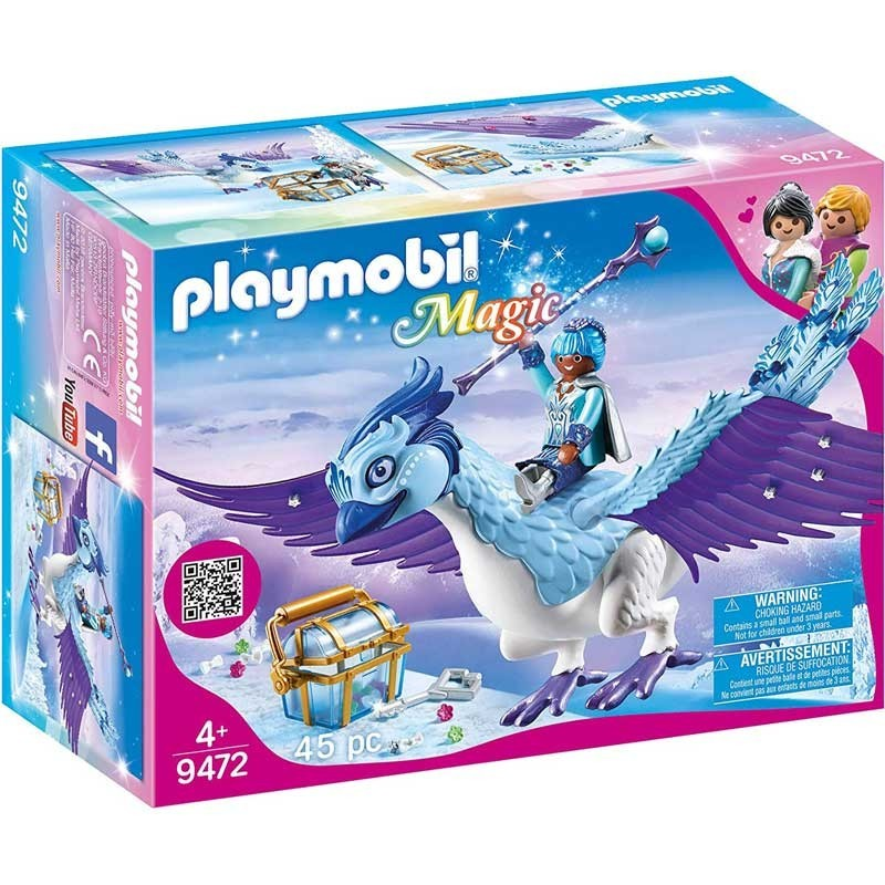 Playmobil 9472. Fénix