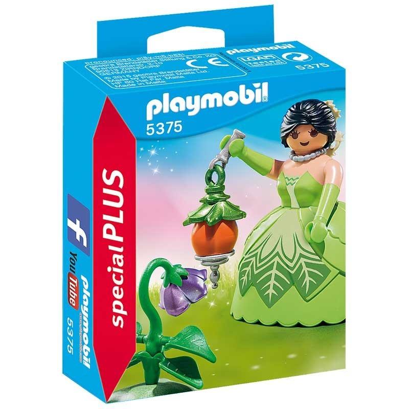 Playmobil 5375. Princesa del Bosque