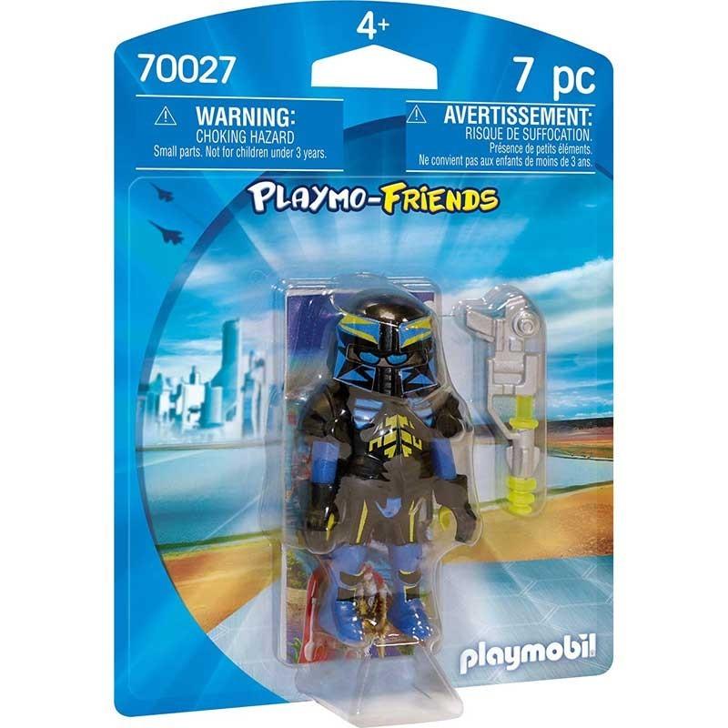 Playmobil 70027. Agente Espacial