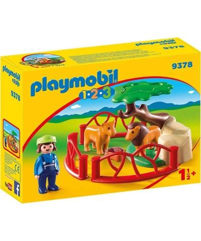 Playmobil 9378. Recinto Leones