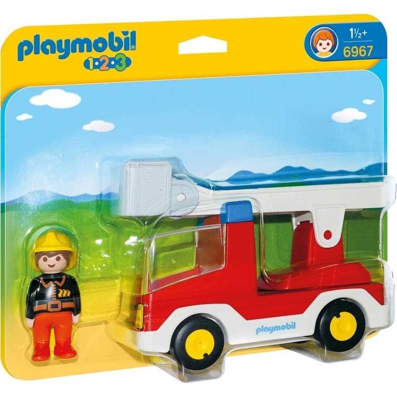 Playmobil 6967. Camión de Bomberos