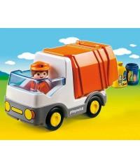 Playmobil 6774. Camión de Basura