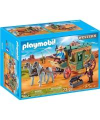 Playmobil 70013. Diligencia