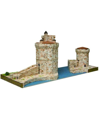 Aedes 1267. Torres de La Rochelle