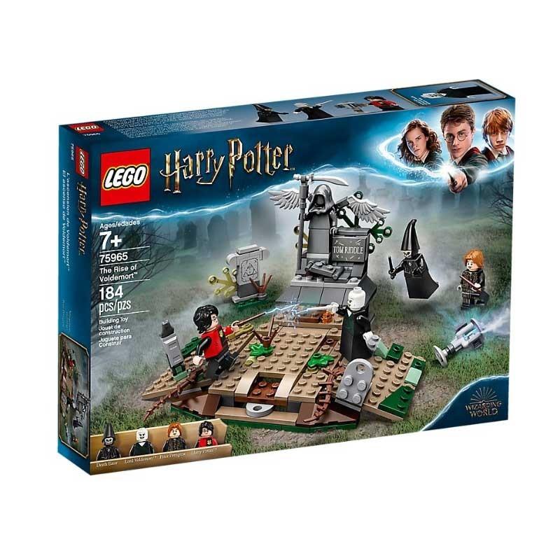 Lego 75965. Alzamiento de Voldemort