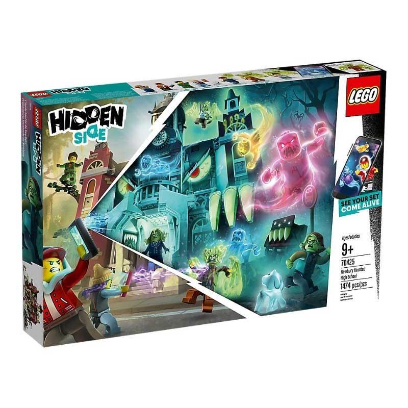 Lego 70425. Instituto Encantado de Newbury