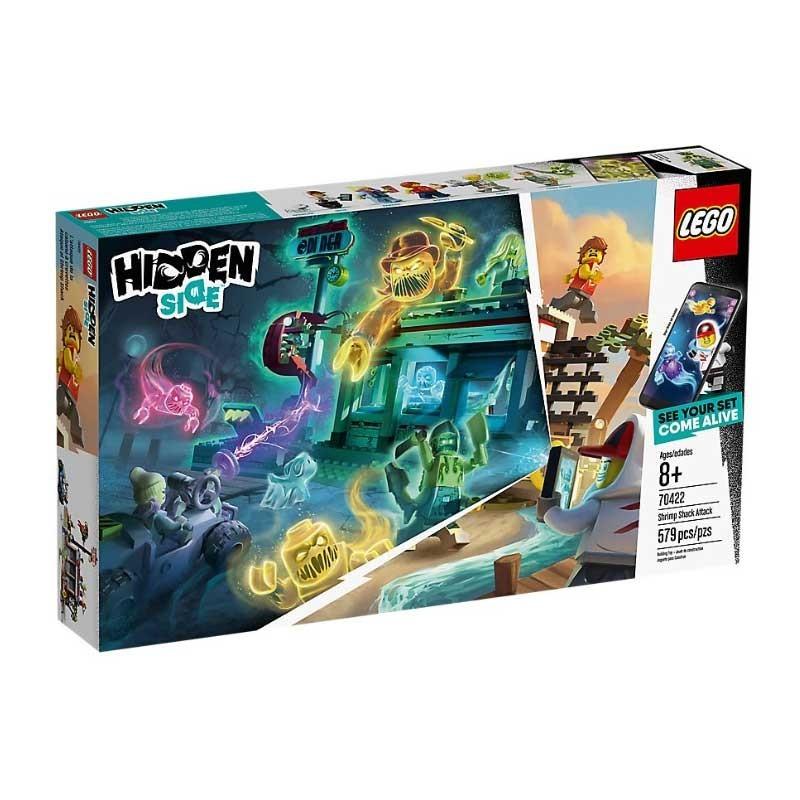 Lego 70422. Ataque al Shrimp Shack