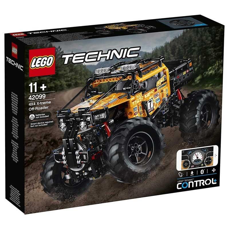 Lego 42099. Todoterreno Radical 4x4