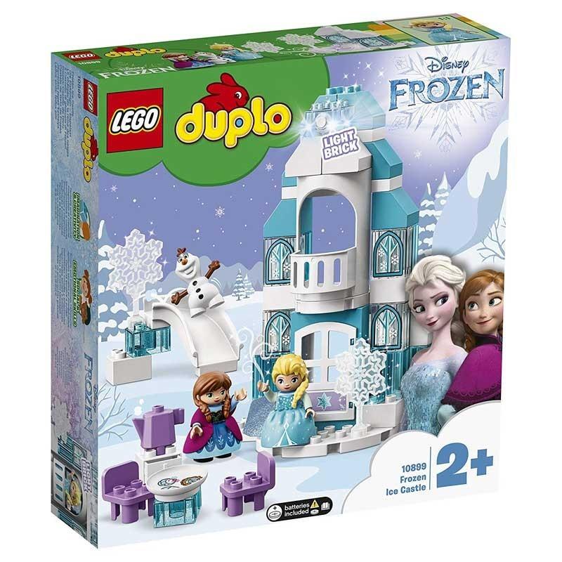 Lego 10899. Castillo de Hielo de Frozen