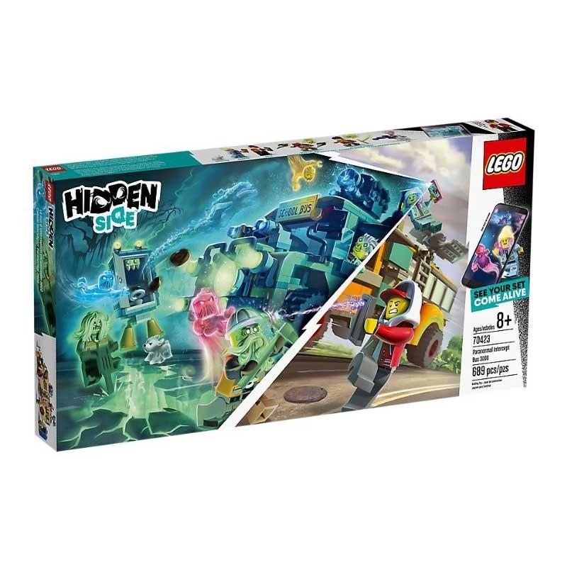 Lego 70423. Autobús de Intercepción