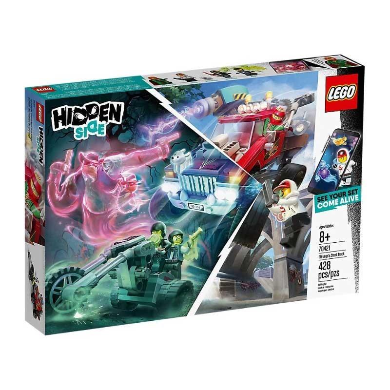 Lego 70421. Camión Acrobático de El Fuego