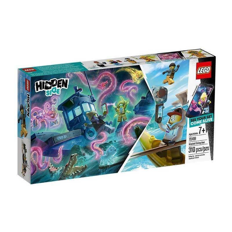 Lego 70419. Camaronero Encallado