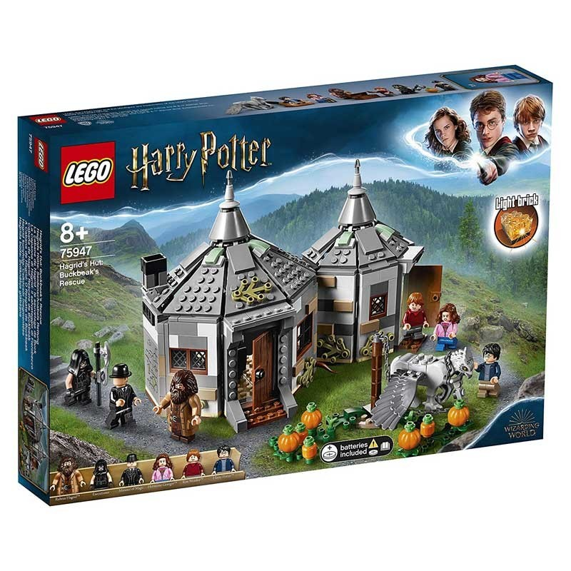 Lego 75947. Cabaña de Hagrid: Rescate de Buckbeak
