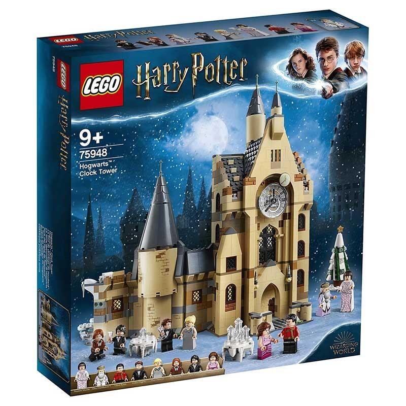 Lego 75948. Torre del Reloj de Hogwarts